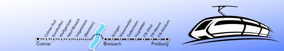 Trans-Rhin-Rail Colmar-Freiburg